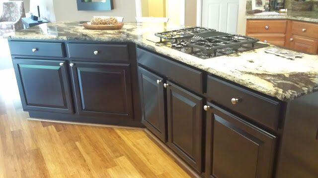Cincinnati cabinet refinishing cinti furniture repair for Cincinnati kitchen cabinets